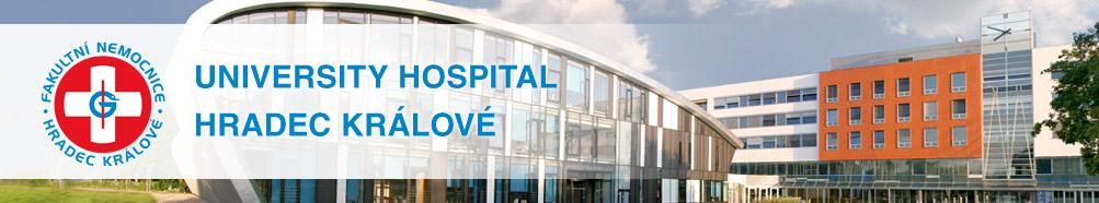 Departments | Fakultní nemocnice Hradec Králové